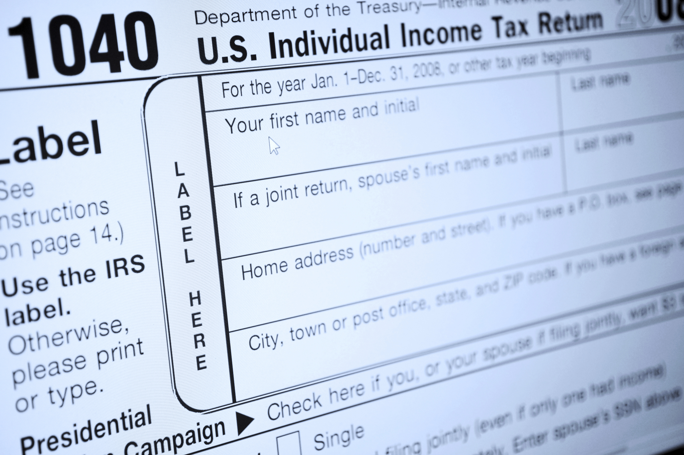 Tax Preparation Forms in Boulder,CO | Infinite Tax